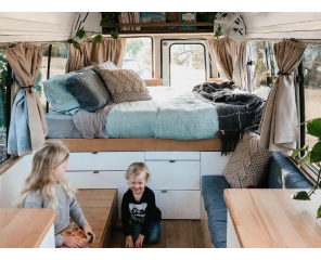 Top 5 Reasons to Live the Road Life with Your Kids